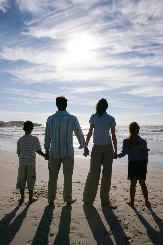 Kehidupan Keluarga